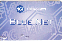 GREECE - AGFKosmos/Blue Net(health Card), Member Card, Sample - Other Collections