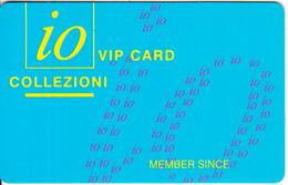 GREECE - Donna Moda/io Collezioni, Member Card, Unused - Autres Collections