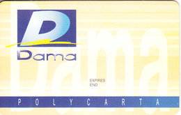 GREECE - Dama, Member Card, Unused - Autres Collections