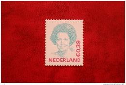 Beatrix 0,39 Euro Gestanst ; NVPH 2037 (Mi 1961) ; 2002 POSTFRIS / MNH ** NEDERLAND / NIEDERLANDE / NETHERLANDS - Period 1980-... (Beatrix)