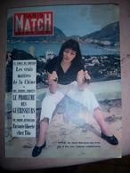 Paris Match N°95 Du 13/01/1951 Juliette Gréco Tito Yougoslavie Guérisseur Auriol - General Issues