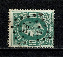 Belg.  30  Pt 315 Roulers  COBA + 1 - 1869-1883 Leopold II