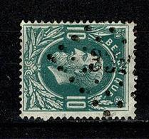 Belg.  30  Pt 332  Seraing  COBA + 1 - 1869-1883 Leopold II
