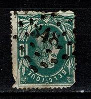 Belg.  30  Pt 348  Tamines  COBA + 6 - 1869-1883 Leopold II