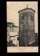 B9125 IMOLA - TORRE DELL'ANTICA ABBAZIA DI SANTA MARIA IN REGOLA FP - Imola