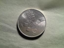 """100 Escudos  """" 25 De Abril 1974""""   Silver - Portugal"""