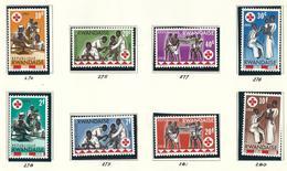 44/51 (8 W/v)  X X  Timbre Neuf / Postfris / MNH / O.C. 3,00€ - 1962-69: Nuevos