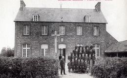 SAINT SAUVEUR LENDELIN: L' Ecole Libre De Garçons - Autres Communes