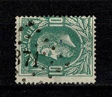 Belg.  30  Pt 371  St Gilles Bruxelles  COBA + 1 - 1869-1883 Leopold II