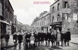 SAINT SAUVEUR LENDELIN: Le Bourg - Route De PERIERS - Autres Communes