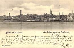 Les Salines Réunies De Rupelmonde (1902, Cachet De La Société, Signature Mr Stas) - Kruibeke