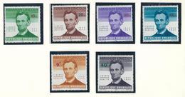 92/97 (6 W/v)  X X  Timbre Neuf / Postfris / MNH / O.C.3,00€ - 1962-69: Nuevos