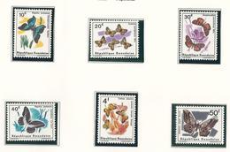 112/117 (6 W/v)  X X  Timbre Neuf / Postfris / MNH / O.C.10,00€ - 1962-69: Nuevos