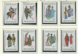 269/276 (8 W/v)  X X  Timbre Neuf / Postfris / MNH / O.C.5,00€ - 1962-69: Nuevos