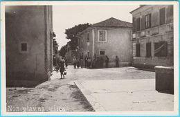 NIN Near Zadar ... Glavna Ulica ( Croatia ) * Travelled 1937. - Croatia