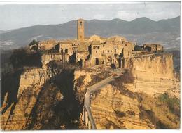 Lazio  Civita Di Bagnoregio Panorama Non Viaggiata Condizioni Come Da Scansione - Altre Città