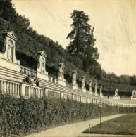 Italie Florence Jardin Boboli Amphitheatre Anciene Stereo Photo SIP 1900 - Stereoscopic