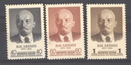 Russie  :  Yv  2038-40  ** - 1923-1991 USSR