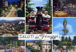 Saluti Da Fiuggi - 78 - Formato Grande Non Viaggiata – E 9 - Frosinone