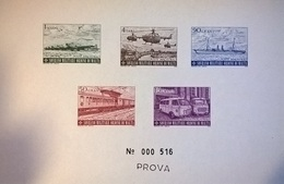 SMOM 1976 BF PROVA ASSISTENZA - Malte (Ordre De)