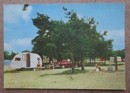 (J971) - Camping Zilverstrand - Mol 2400 + Auto, Caravane Et Animation - Mol