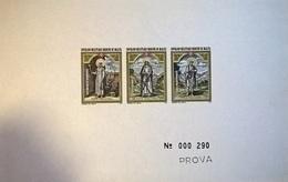 SMOM 1976 BF PROVA NATALE - Sovrano Militare Ordine Di Malta