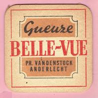 Bierviltje - Gueuze BELLE-VUE - PH. VANDENSTOCK - ANDERLECHT - Sous-bocks