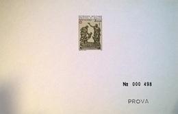 SMOM 1976 BF PROVA S.G. BATTISTA - Sovrano Militare Ordine Di Malta