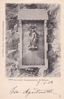 JVREA. LA LAPIDE COMMEMORATIVA, BI MILLENIO. ENRICO GERTA. CIRCULEE 1903 A ARGENTINE. ITALIA-BLEUP - Fotografie
