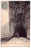 3446 - Moutiers ( 73 ) - Route De Moutiers à Aime ( Défilé De Gex , Les Tunnels ) - Soly-Photo à Lyon - N°802 - - Moutiers