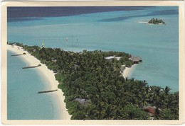 1246 SOUTH MALE ATOLL - MALDIVES - RIHIVELI BEACH RESORT - Maldives