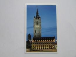 Gent, Belfort Bij Nacht - Gent