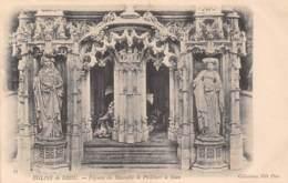 01 - EGLISE De BROU - Figures Du Mausolée De Philibert Le Beau - Eglise De Brou