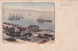 COQUIMBO, BAHIA. CHILE. EDITOR CARLOS BRANDT. CIRCA 1900s. RARE. -BLEUP - Chili