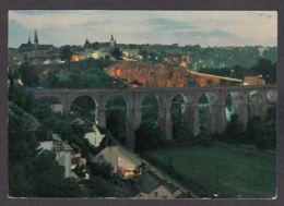 87525/ LUXEMBOURG, Ville Haute, Panorama Nocturne - Lussemburgo - Città