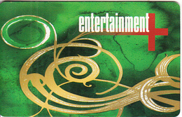 GREECE - Entertainment Plus, Member Card, Unused - Autres Collections