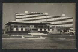 Ghana State House Black & White Picture Postcard - Ghana - Gold Coast