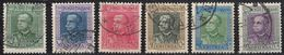 ERITREA (colonia Italiana) - 1931 - Sei Valori Usati: Yvert 189/194. - Eritrea