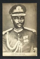 Nigeria Major General Yakubu Gowon Commander In Chief Armed Forces Black &  White Picture Postcard - Nigeria