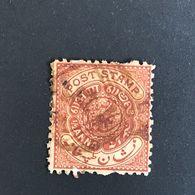 ◆◆ Faridkot   1871-1909    1/2a   USED   TB033 - Faridkot