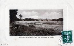 52 - BOURBONNE LES BAINS  - Vue Prise De La Route De Maynard - Rare - - Bourbonne Les Bains