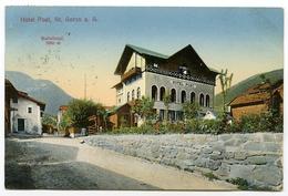 AUTRICHE : ST ANTON - HOTEL POST - St. Anton Am Arlberg