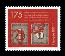 Switzerland 2018 Mih. 2531 First Swiss Stamps MNH ** - Neufs