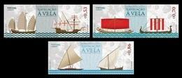 Portugal 2018 Mih. 4453/55 Sailing Ships MNH ** - 1910-... République