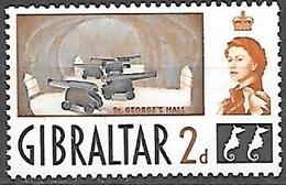 1960 2p Queen Elizabeth, Mint Light Hinged - Gibraltar