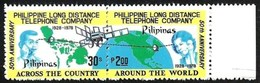 PHILIPPINES 1978 LONG DISTANCE TELEPHONE SET MNH - Philippines