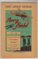G.B. / Airmail Literature / Aero Field Magazine / Siam Airmails / Count Zeppelin - 1902-1951 (Re)