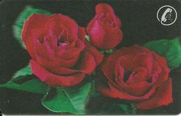 USA: Bayliss Creative Telecom. - TeleCard World '95 West -  Roses. Mint - Vereinigte Staaten
