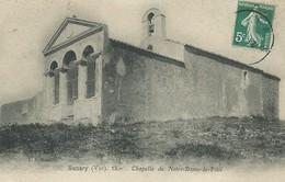 83)   SANARY  - Chapelle De Notre Dame De Pitié - Sanary-sur-Mer