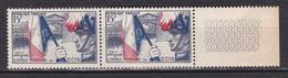 N° 996 150ème Anniversaire De L'Ecole Spéciale Militaire De Saint-Cyr :Une Paire De 2 Timbres Neuf: - Ongebruikt